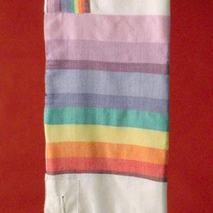 Rainbow Tallit